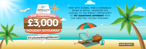 Vapemate's Great Big Summer Holiday Giveaway.