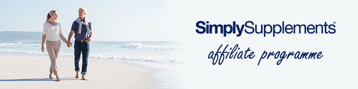 Simply Supplements affiliate programme