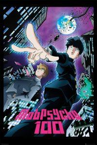 Anime - mob psycho
