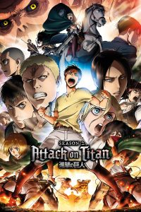 Anime - attack on titan