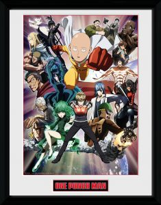 Anime - One Punch