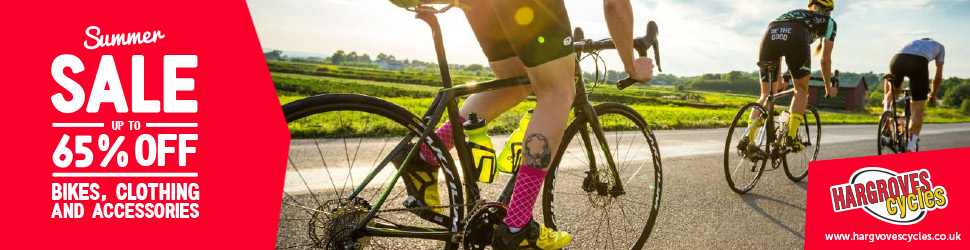 Up To 65% Off Summer Sale At Hargroves Cycles