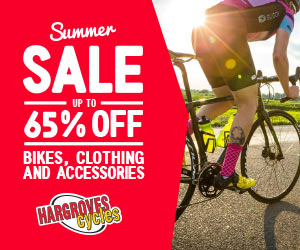 Upto 65% Off Summer Sale At Hargroves Cycles