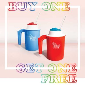 Buy 1 Get 1 Free - Slush Cuppy at Firebox.com