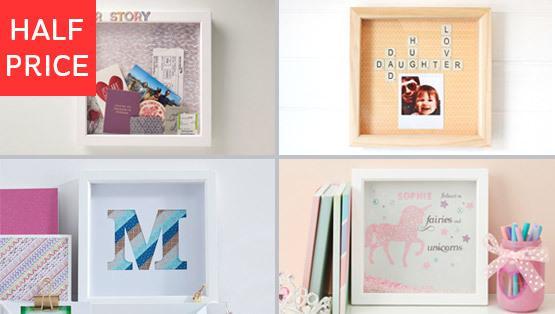The Hub » Half price box frames & crochet bundles from £7!