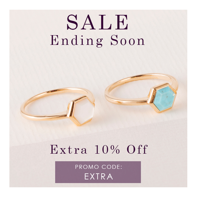Extra 10% off sale jewellery