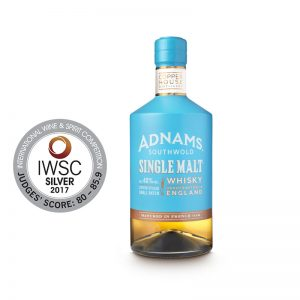 Adnams whisky and awards