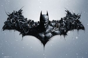 Batman Day - Arkham Origins Poster