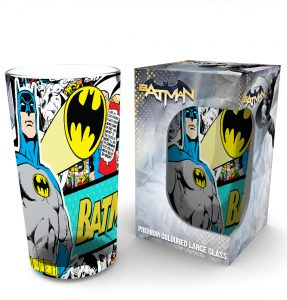 Batman Day - glass