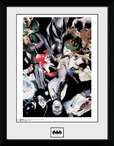 Batman Day - Villains PRint