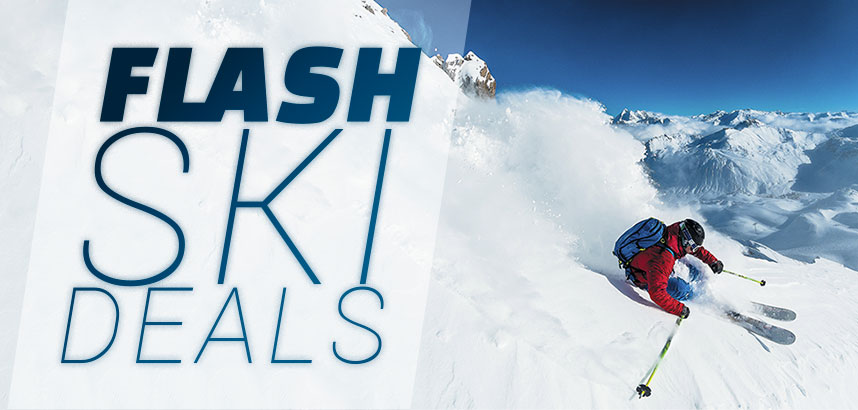 Flash Ski Deals On Now At Inghams