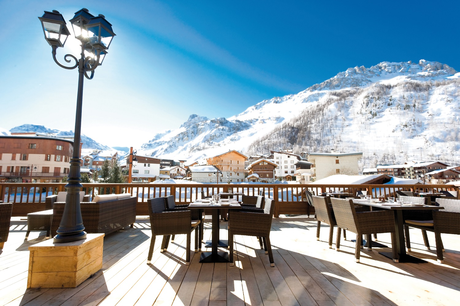Inghams Chalet Hotel & Spa Le Savoie in Val d'Isere