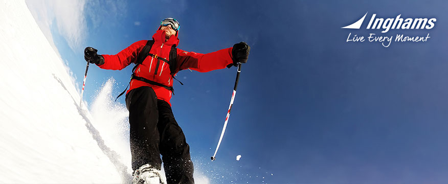 Don't miss your ski moment this winter!