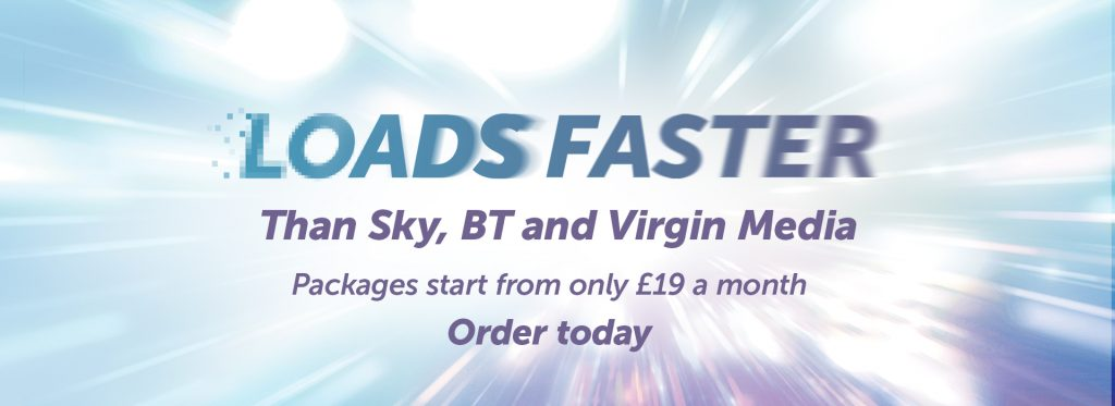 Our Broadband & Phone packages – Enjoy unmissable 12 month savings