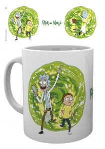 Black Friday 2017- Rick and Morty mug