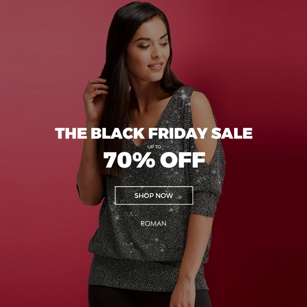 Roman-Originals-Up-To-70%-Off-Black-Friday-Sale