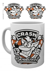 new licenses - crash bandicoot