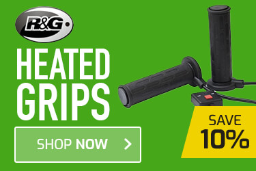 Save 10% on R&G heated grips