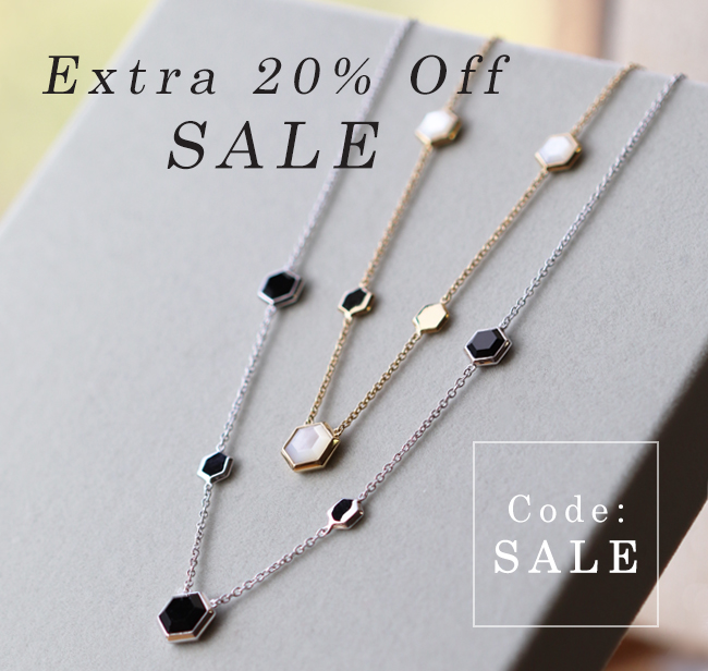 Extra 20% Off Sale Jewellery