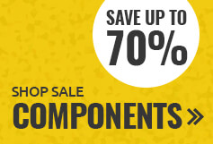 Save up to 70% on components