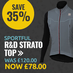 Save 35% on Sportful R&D Strato Jersey