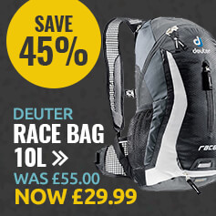 Save 45% on Deuter 10L Race Bag