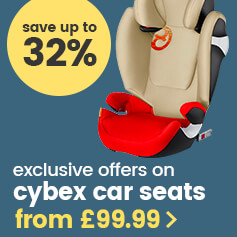 Save up to 32% on Cybex car seats