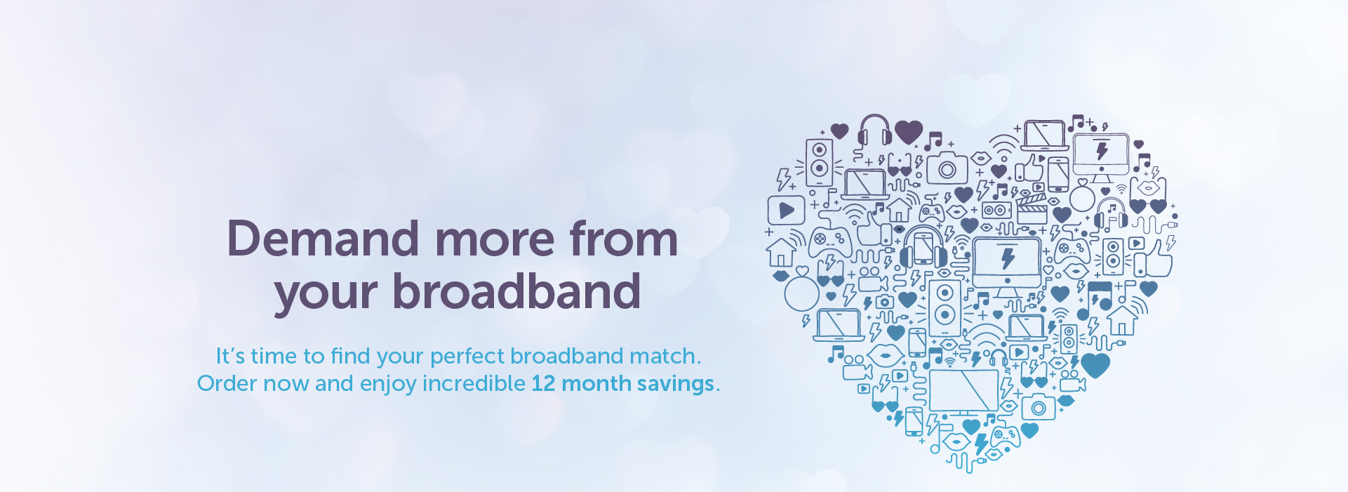 Hyperoptic Feb Offers - Demand more from your broadband