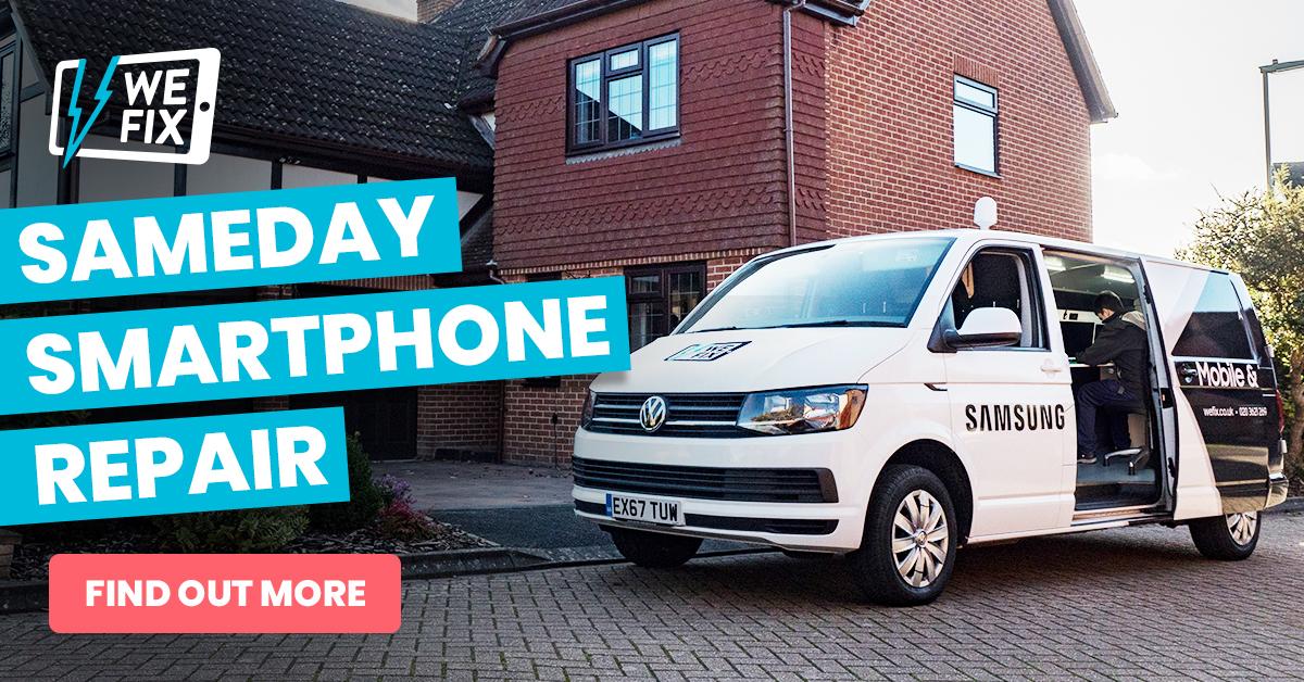 WeFix - Same Day Smartphone Repair