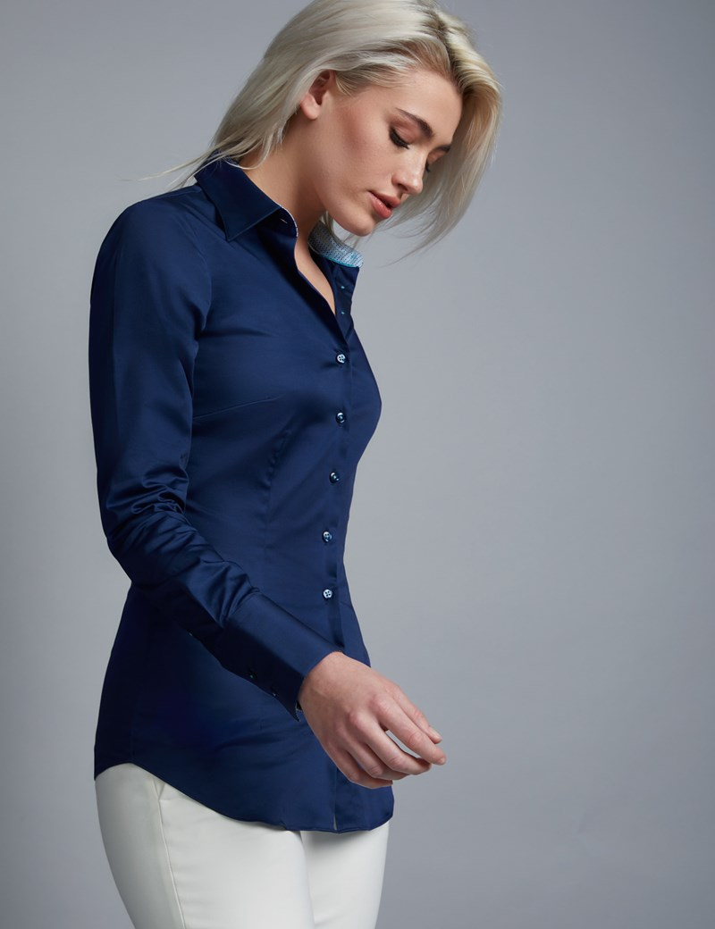 hawes-curtis-womens-navy-fitted-sateen-shirt-with-contrast-detail-single-cuff-FIPFS039-G01-04
