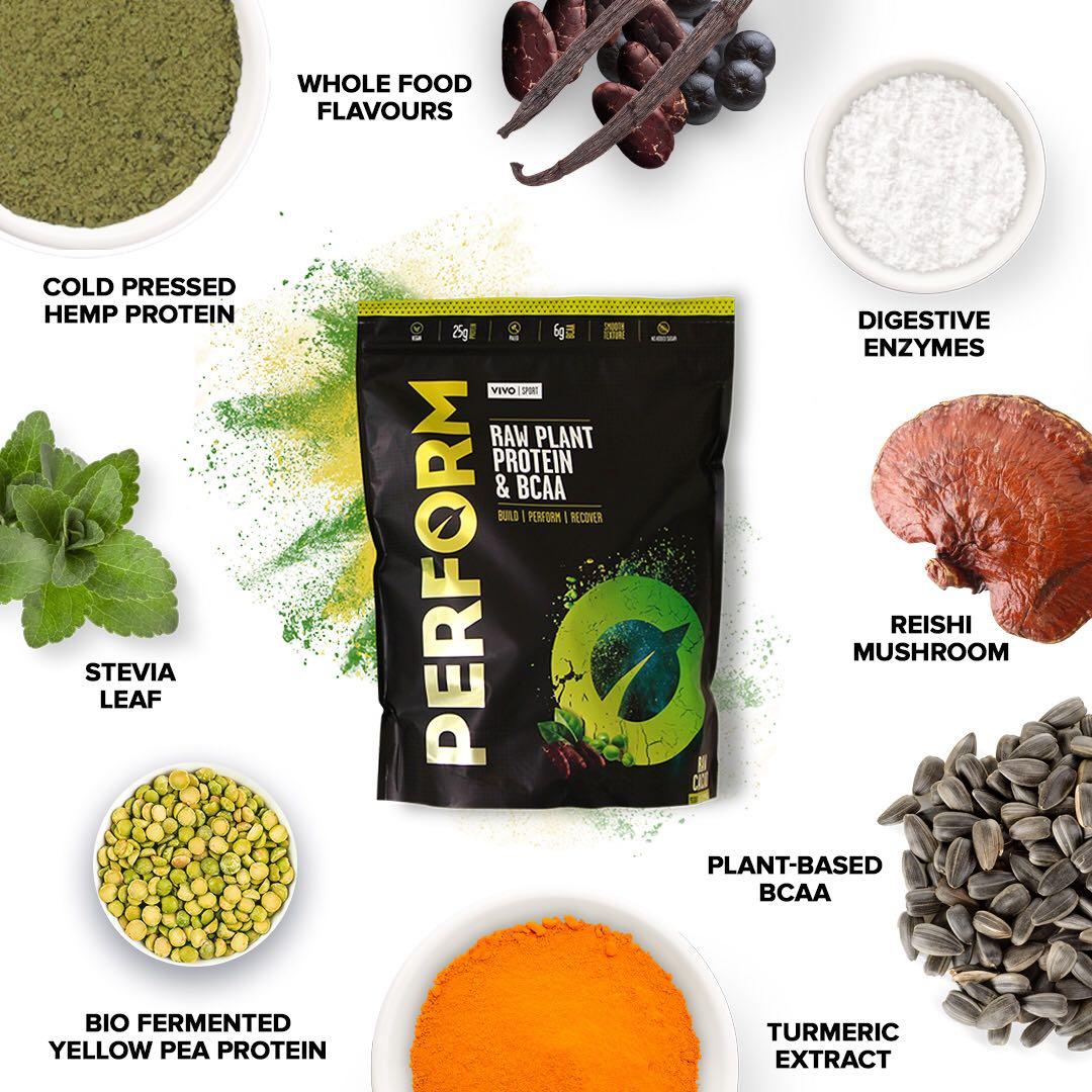 Vivo Life perform - plant based protein