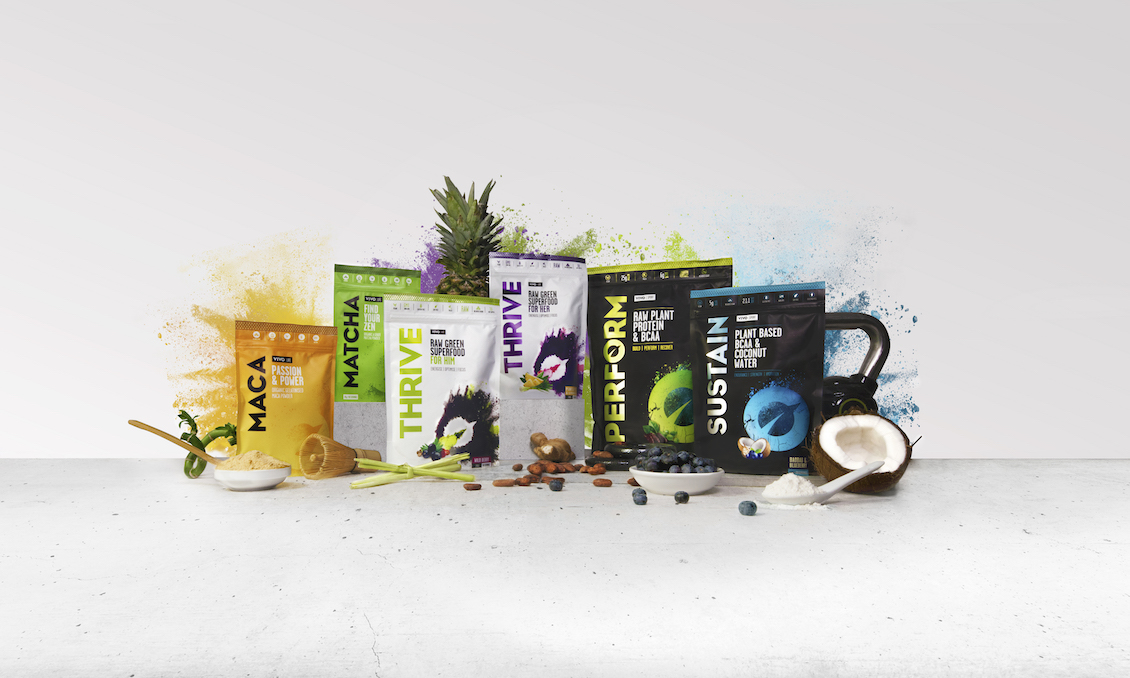 Vivo Life - plant based supplements
