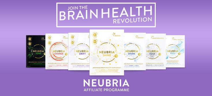 Neubria Affiliate Programme