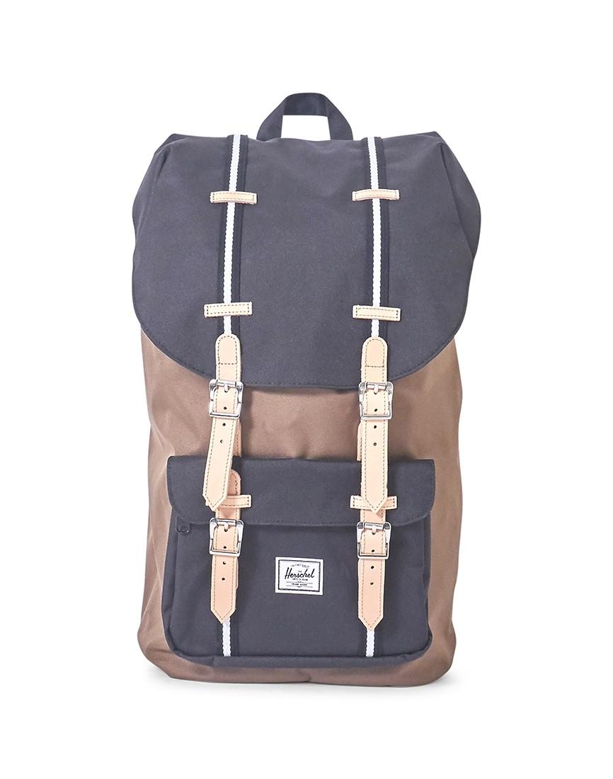 6bb052ff7d7 Herschel - Little America Offset Bag Khaki - £120.00