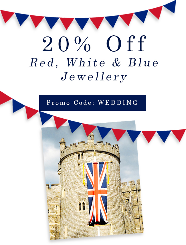 Royal Wedding Promotion