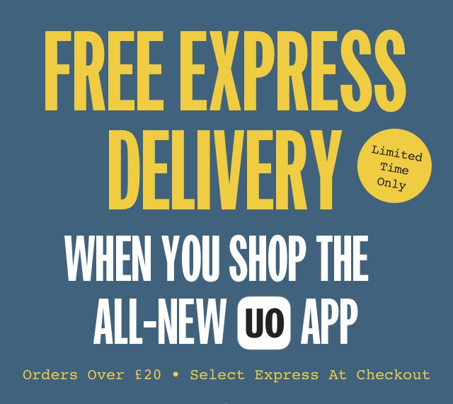The Hub Urban Outfitters New Uo App