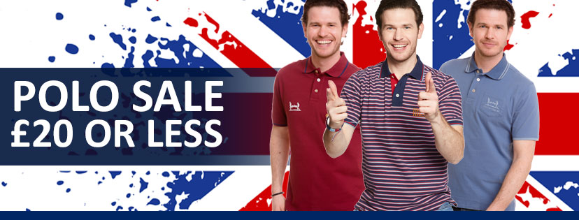 Help for Heroes Polo Shirt Sale