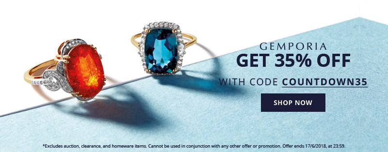 Get 35% Off Sitewide at GEMPORIA.COM