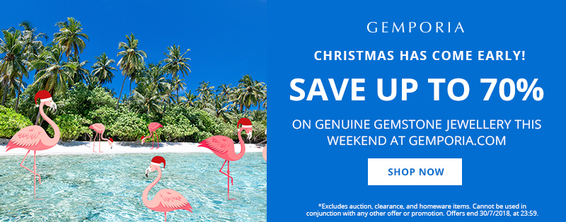 Now Save Up to 70% at Gemporia.com