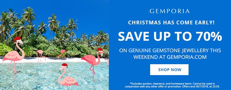 Now Save Up to 70% at Gemporia.com