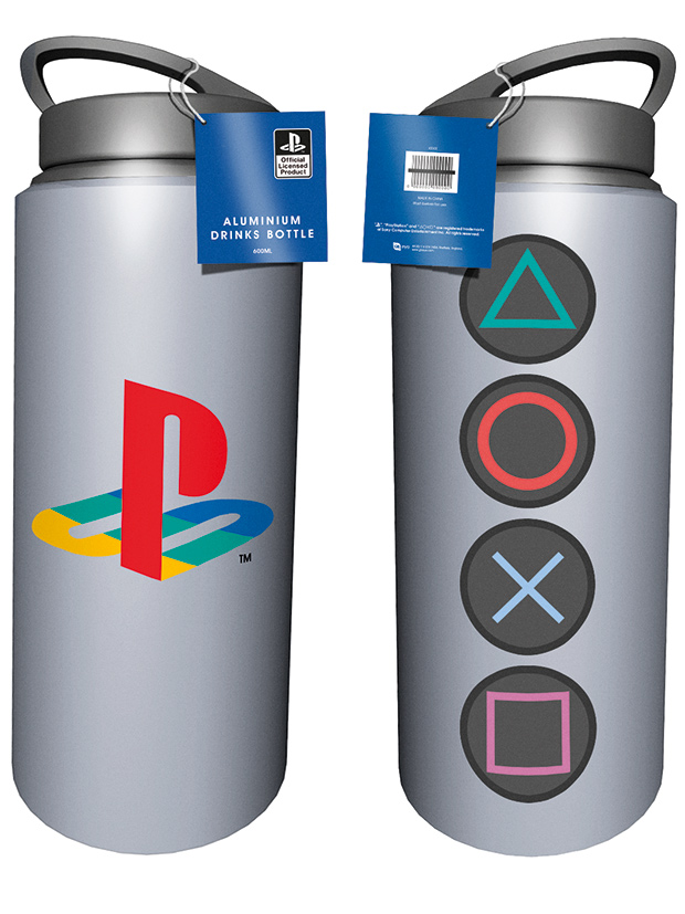 Playstation drinks bottle