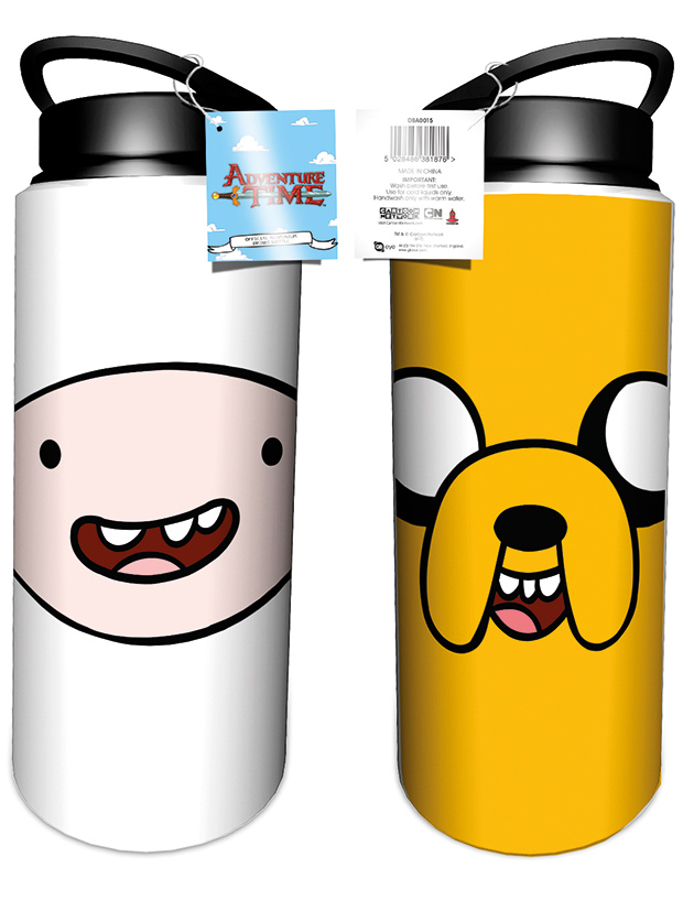 Adventure Time drinks bottle