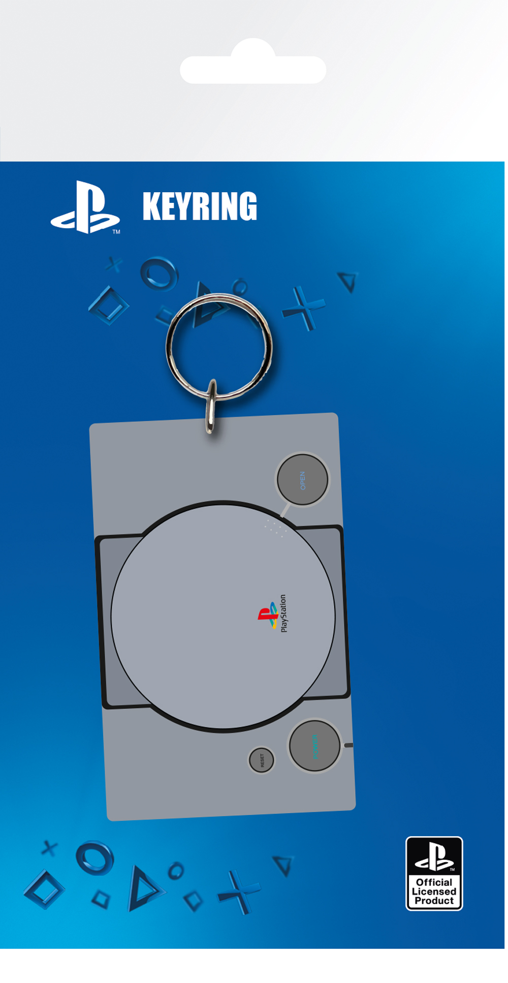 Playstation keyring