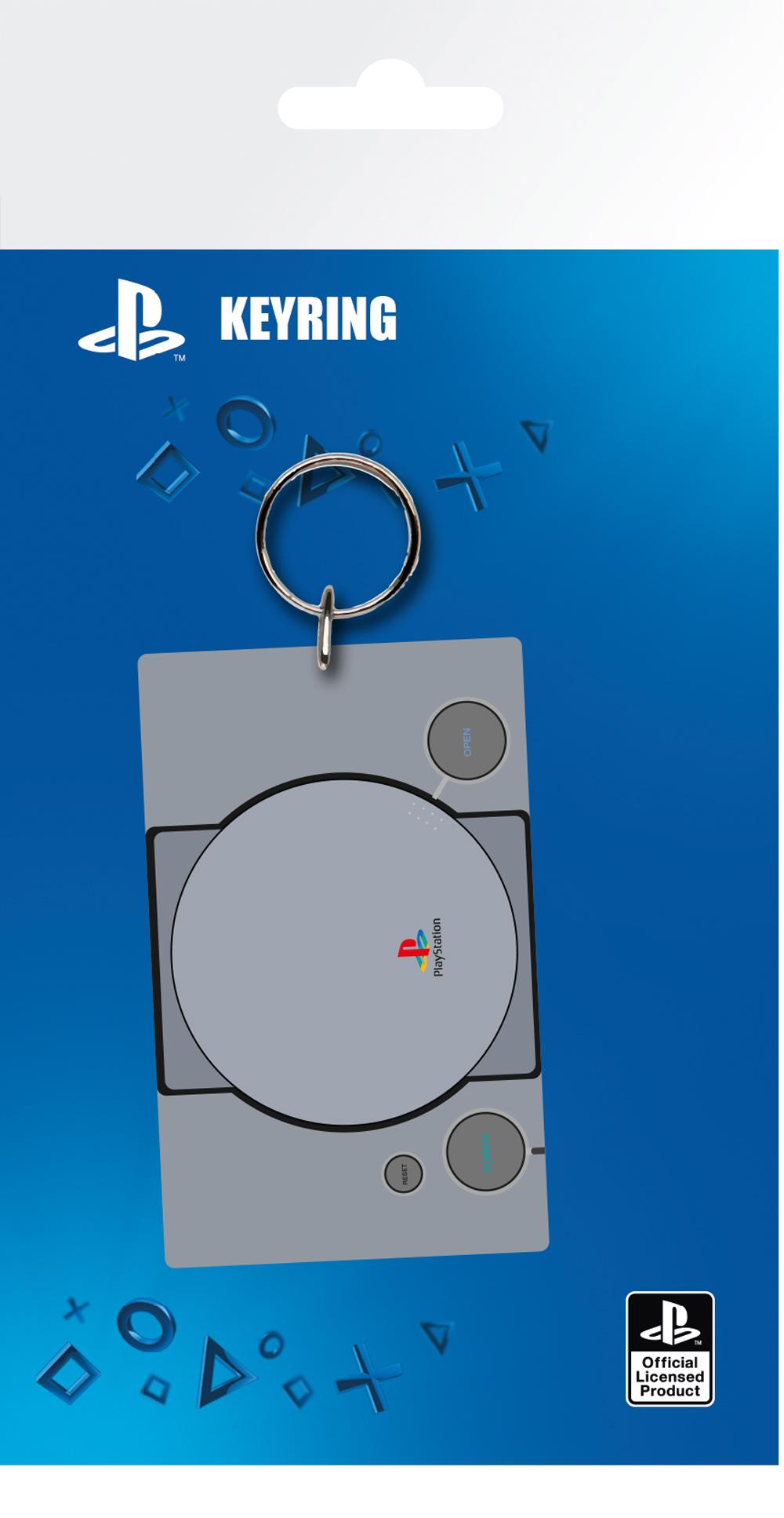 Playstation keyring