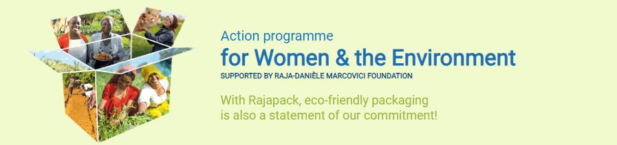 RAJA-Danièle Marcovici Foundation _ Rajapack UK