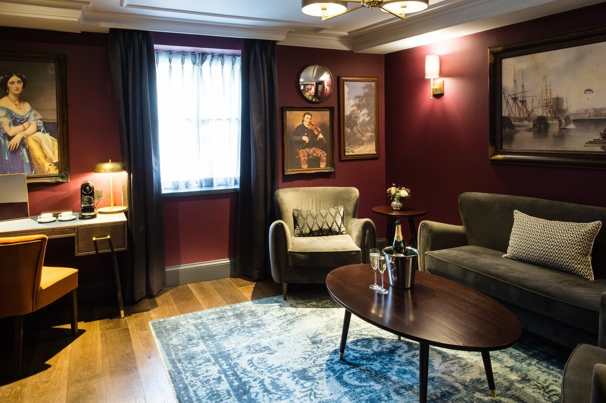 The New Avon Gorge Location Features Stylish Bedrooms An Intimate Lounge Bar White Lion Pub And Brand Restaurant Concept Of Goram Vincent