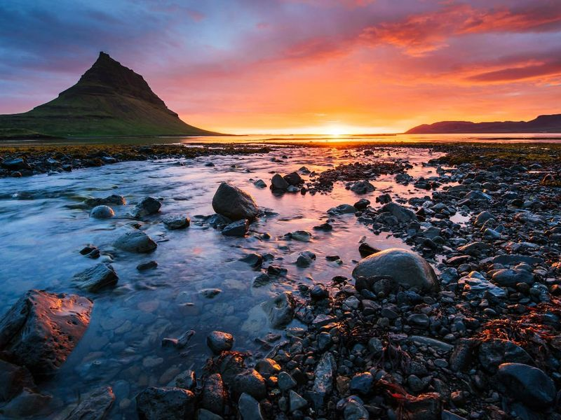 Iceland: Short Break to Reykjavik With Breakfast & Flights Included from £149pp