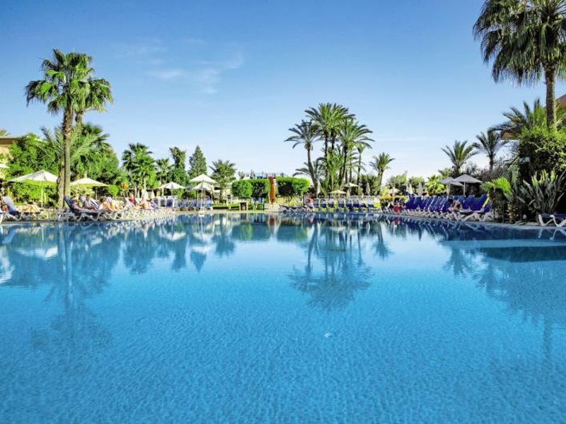 Marrakesh: All Inclusive 4 Star Break With Atlas Mountains Views from £149pp