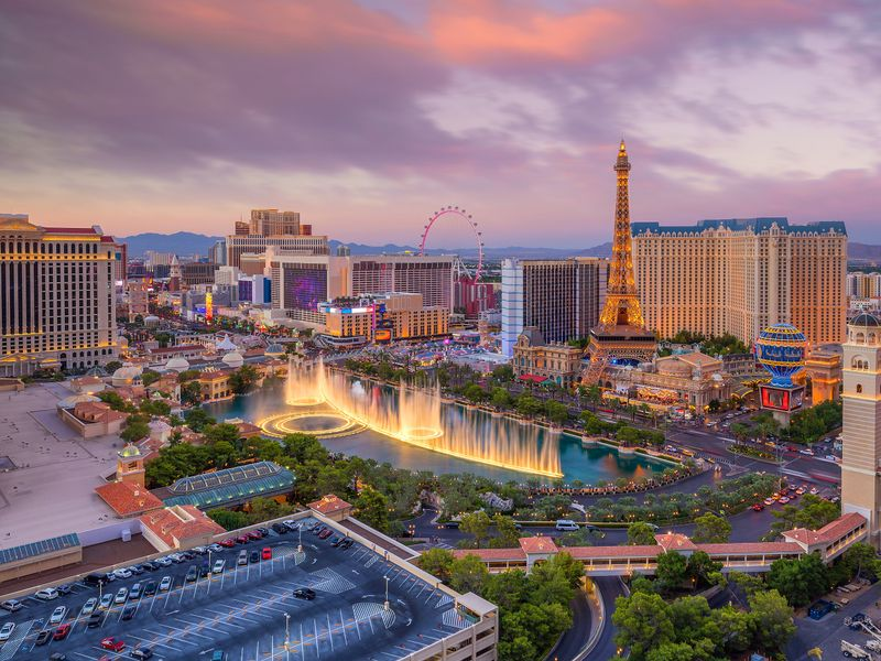 Las Vegas Holiday at Hotel on the Strip from £449pp