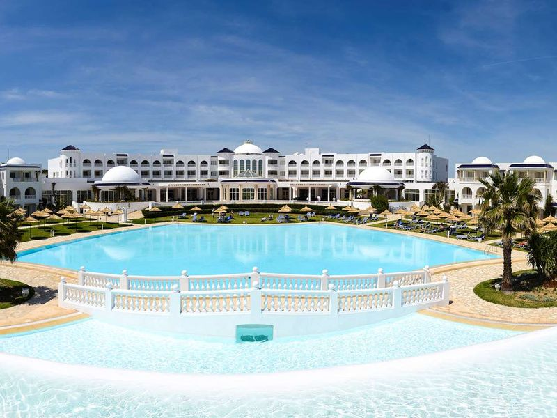 Tunisia: All Inclusive 5 Star Luxury Holiday with Private Beach from £229pp